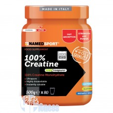 NAMED SPORT 100% CREATINE 500 GR
