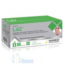 NAMED DISBIOLINE LD2 10 FLACONCINI