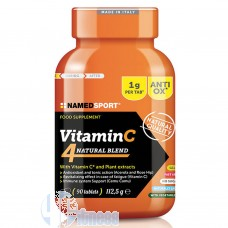 NAMED SPORT VITAMIN C 4NATURAL BLEND 90 CPR