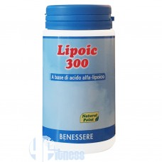 NATURAL POINT LIPOIC 300 50 CPS