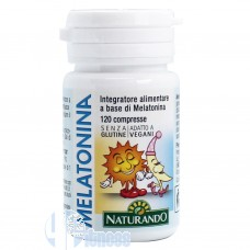 NATURANDO MELATONINA 120 CPR
