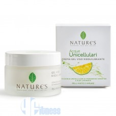 NATURE'S ACQUE UNICELLULARI CREMA GEL VISO RIEQUILIBRANTE 50 ML