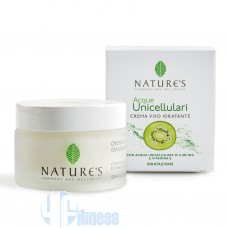 NATURE'S ACQUE UNICELLULARI CREMA VISO IDRATANTE 50 ML
