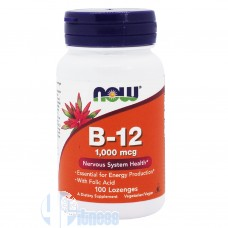 NOW FOODS B-12 100 CPR