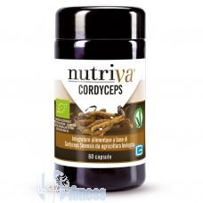 NUTRIVA CORDYCEPS 60 CPS