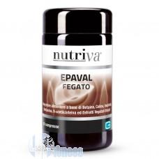 NUTRIVA EPAVAL 60 CPR