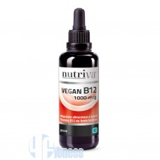 NUTRIVA VEGAN B12 GOCCE 30 ML