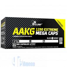 OLIMP AAKG 1250 MEGA CAPS 300 CPS