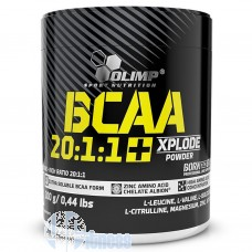 OLIMP BCAA 20:1:1 XPLODE POWDER 200 GR