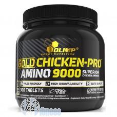 OLIMP GOLD CHICKEN-PRO AMINO 9000 300 TAV