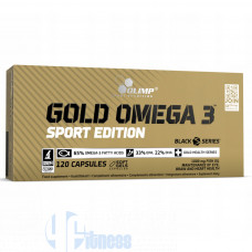 OLIMP GOLD OMEGA 3 SPORT EDITION 120 CPS