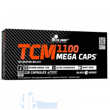 OLIMP TCM 1100 MEGA CAPS 120 CPS