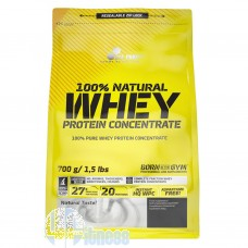 OLIMP 100% NATURAL WHEY PROTEIN CONCENTRATE 700 GR