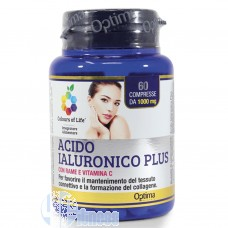 OPTIMA ACIDO IALURONICO PLUS 60 CPR