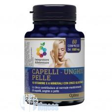 OPTIMA CAPELLI-UNGHIE-PELLE 60 CPR