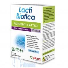 ORTIS LACTIBIOTICA 10 BUSTE