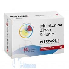 PIERPAOLI MELATONINA ZINCO-SELENIO 60 CPR