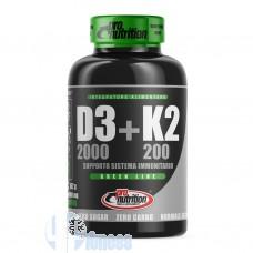 PRO NUTRITION D3 + K2 120 CPR