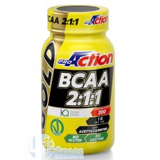 PROACTION GOLD BCAA 2:1:1 200 CPR