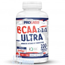PROLABS BCAA ULTRA 2:1:1 200 CPR