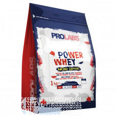 PROLABS POWER WHEY AMINO SUPPORT BUSTA 1 KG