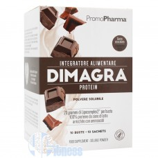 PROMOPHARMA DIMAGRA PROTEIN 10 BUSTE