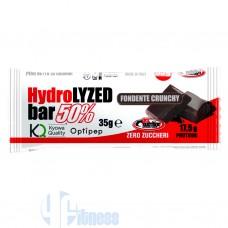 PRO NUTRITION HYDROLYZED BAR 50% 35 GR