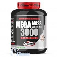 PRO NUTRITION MEGAMASS EVOLUTION 3000 2 KG