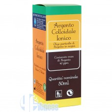 PUNTO SALUTE ARGENTO COLLOIDALE IONICO 40 PPM 50 ML