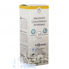 PUNTO SALUTE ARGENTO COLLOIDALE SUPREMO 10 PPM 50 ML