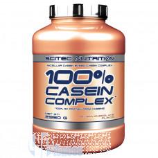 SCITEC 100% CASEIN COMPLEX 2,35 KG