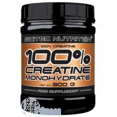 SCITEC 100% CREATINE MONOHYDRATE 300 GR