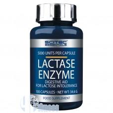 SCITEC LACTASE ENZYME 100 CPS