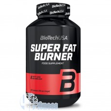 BIOTECH USA SUPER FAT BURNER 120 CPR
