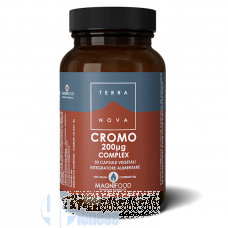 TERRANOVA CROMO COMPLEX 50 CPS