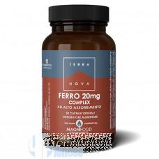 TERRANOVA FERRO COMPLEX 50 CPS