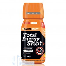 NAMED SPORT TOTAL ENERGY SHOT 60 ML