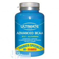 ULTIMATE ITALIA ADVANCED BCAA 100 CPR