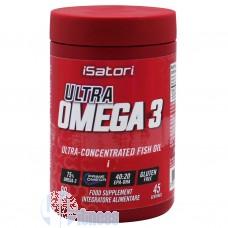 ISATORI ULTRA OMEGA-3 90 CPS