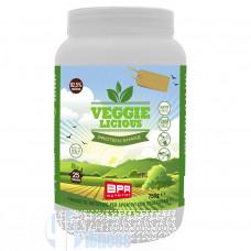 BPR NUTRITION VEGGIE LICIOUS PROTEIN SHAKE 750 GR