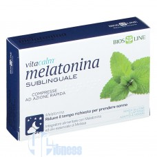 VITACALM MELATONINA SUBLINGUALE 120 CPR