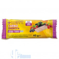 +WATT CARBO + BAR 40 GR
