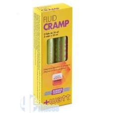 +WATT FLUID CRAMP 2 X 25 ML