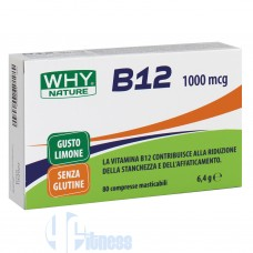 WHY NATURE B12 80 CPR