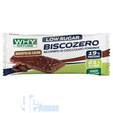 WHY NATURE BISCOZERO 25 GR
