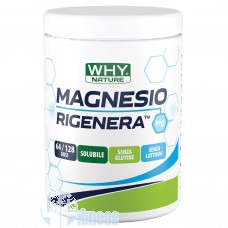 WHY NATURE MAGNESIO RIGENERA 300 GR