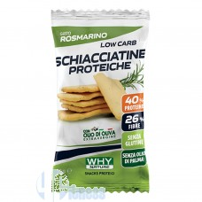 WHY NATURE SCHIACCIATINE PROTEICHE 30 GR
