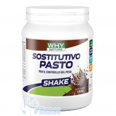 WHY NATURE SOSTITUTIVO PASTO SHAKE 480 GR