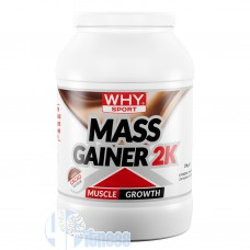 WHY SPORT MASS GAINER 2K 2 KG