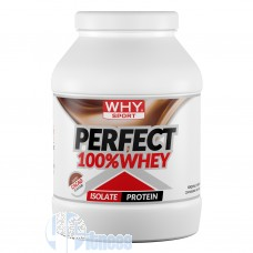 WHY SPORT PERFECT 100% WHEY 900 GR
